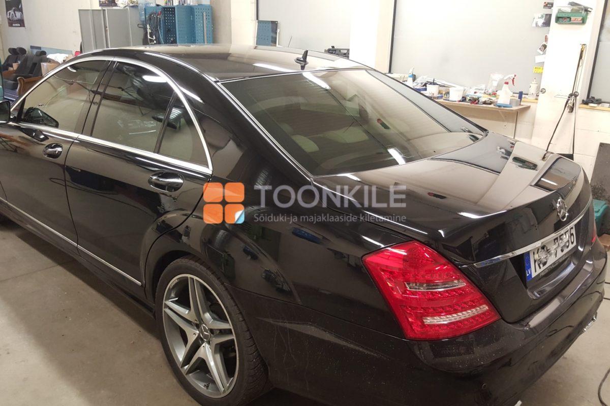 Mercedes-Benz E klass